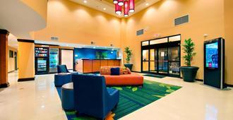 Fairfield Inn & Suites by Marriott Charleston Airport/Convention Center - North Charleston - Recepción