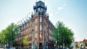 Grand Hotel Amrâth Amsterdam - Amsterdam - Rakennus