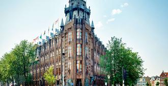 Grand Hotel Amrâth Amsterdam - Ámsterdam - Edificio
