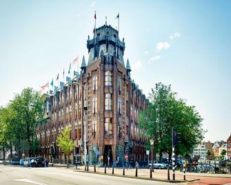 แกรนด์ โฮเทล อัมรัธ อัมสเตอร์ดัม - อัมสเตอร์ดัม - อาคาร