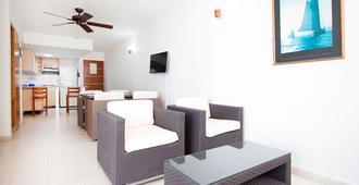 Caribbean Coconut - Livin Colombia - Cartagena - Wohnzimmer