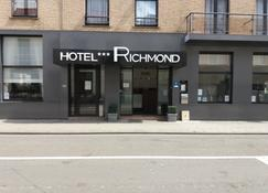 Hotel Richmond Blankenberge - Blankenberge - Rakennus