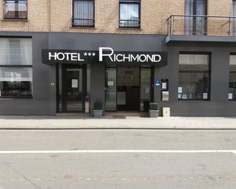 Hotel Richmond Blankenberge - Бланкенберге - Building