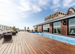 Hotel 525 - Los Alcázares - Pool