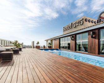 Hotel 525 - Los Alcazares - Басейн