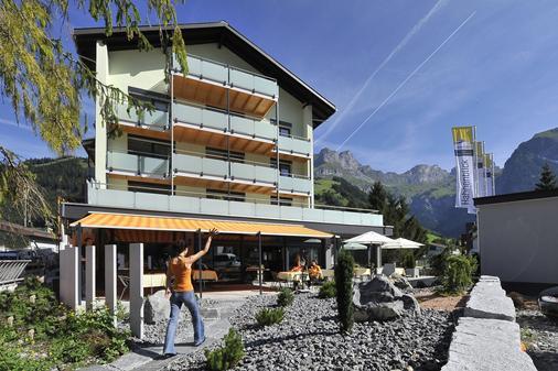 Hotel Hahnenblick - Engelberg - Gebäude