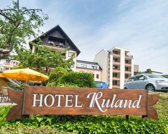 Hotel-Restaurant Ruland - Altenahr - Gebäude