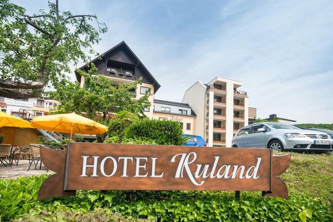 Hotel Ruland - Altenahr - Gebäude