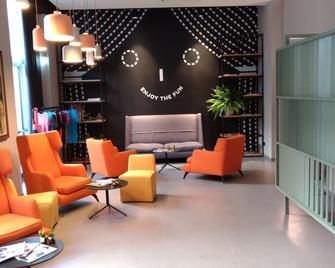 The Poet Hotel - La Spezia - Lounge