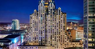 San Francisco Marriott Marquis - San Francisco - Rakennus