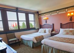 Disney's Sequoia Lodge - Coupvray - Camera da letto