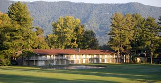 The Waynesville Inn Golf Resort and Spa - Waynesville - Edificio