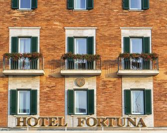 Hotel Fortuna - Анкона - Здание