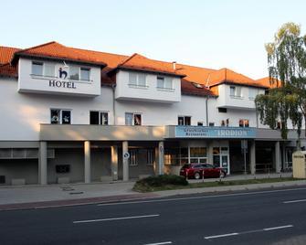 Ilmenauer Hof - Ilmenau - Gebouw