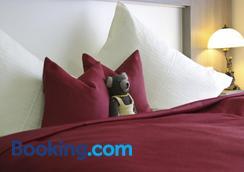 Hotel Linner - Erding - Bedroom