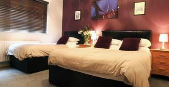 Abbey Bed and Breakfast - Londonderry - Bedroom