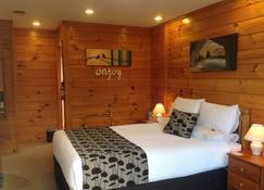 Andreas Bed & Breakfast - Whitianga - Bedroom