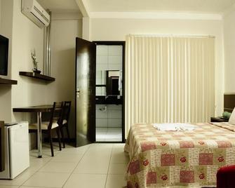 Garden Hotel - Ituiutaba - Bedroom