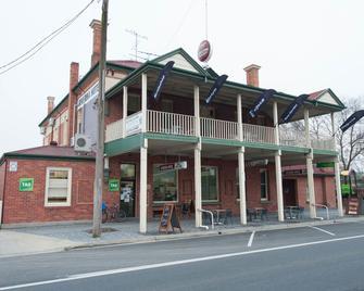 Riverina Hotel - Holbrook - Gebäude