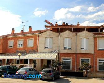 Hostal Castilla - Benavente - Building