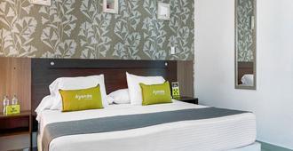 Ayenda 1137 Suite Center - Pereira - Bedroom