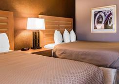 底特律沃倫科技中心拉昆塔套房酒店 - 華倫 - 沃倫 - 臥室