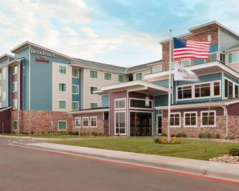 Residence Inn by Marriott San Angelo - San Angelo - Gebouw