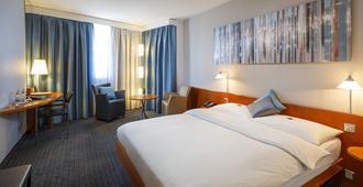 Hotel Metropol Basel - Basel - Phòng ngủ