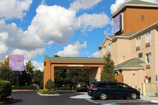 Sleep Inn Garner - Clayton - Garner - Building