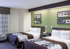 Sleep Inn Garner - Clayton - Garner - Bedroom