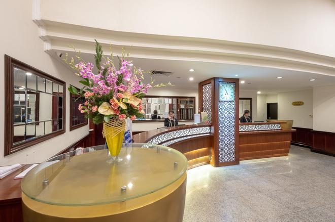Bong Sen Hotel Saigon - Ho Chi Minh-byen - Receptionist