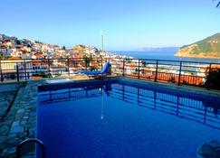 Denise Hotel - Skopelos - Schlafzimmer