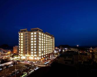 Ocean Palace Hotel - Seogwipo - Bygning