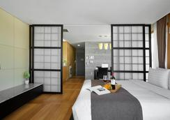 Ocean Palace Hotel - Seogwipo - Makuuhuone