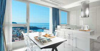 Ocean Palace Hotel - Seogwipo - Dining room