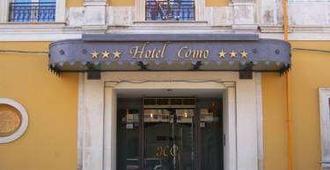 Hotel Como - Syracuse - Bâtiment