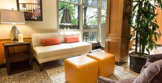 Drury Inn & Suites San Antonio North Stone Oak - סן אנטוניו - סלון