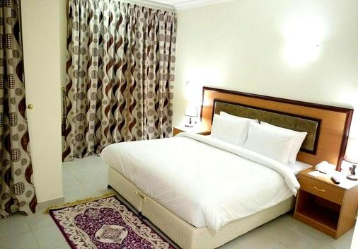 蒙特利爾納伊夫酒店 - 杜拜 - 臥室