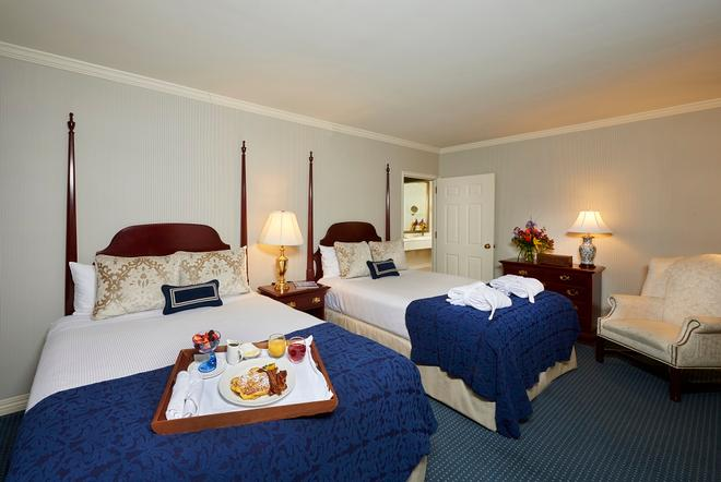 The Nittany Lion Inn - State College - Bedroom