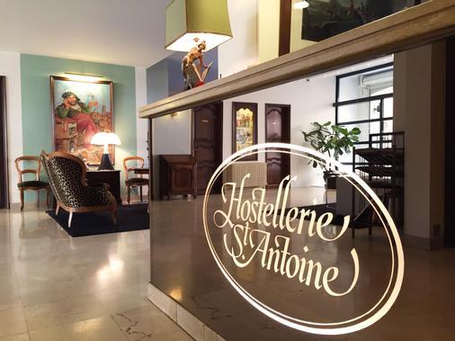 Hostellerie Saint-Antoine - Albi - Building