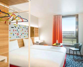 ibis Styles Guyancourt Versailles - Guyancourt - Schlafzimmer