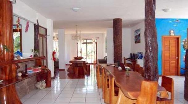 Casa Natura Galapagos Lodge - Puerto Ayora - Σαλόνι ξενοδοχείου