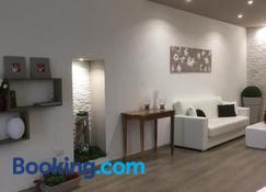 Le Antiche Vie - Ferrandina - Living room