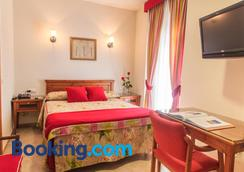 Hostal Antigua Morellana - Valencia - Bedroom