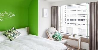 Paper Plane Hostel - Kaohsiung - Bedroom