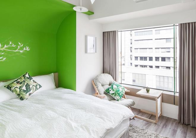 Paper Plane Hostel - Kaohsiung - Habitación