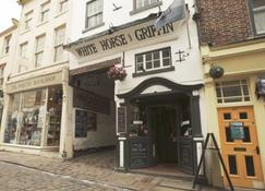 White Horse & Griffin - Whitby - Makuuhuone