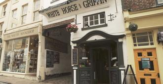 White Horse & Griffin - Whitby - Bedroom
