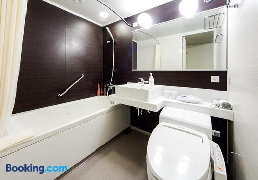 Daiwa Roynet Hotel Takamatsu - Takamatsu - Phòng tắm
