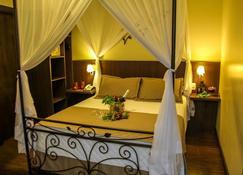 Floratta Hotel - Gramado - Bedroom